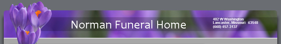 Norman Funeral Home